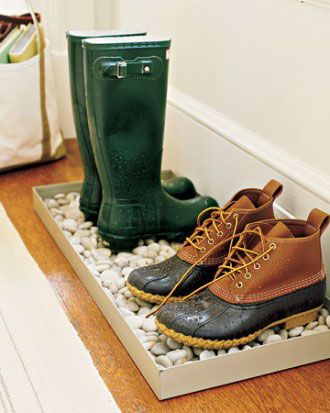 How to Keep Your Entryway Floor Snow-Free