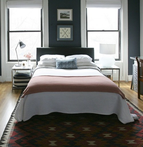 Masculine Bedroom – Get This Look for Less in NYC
