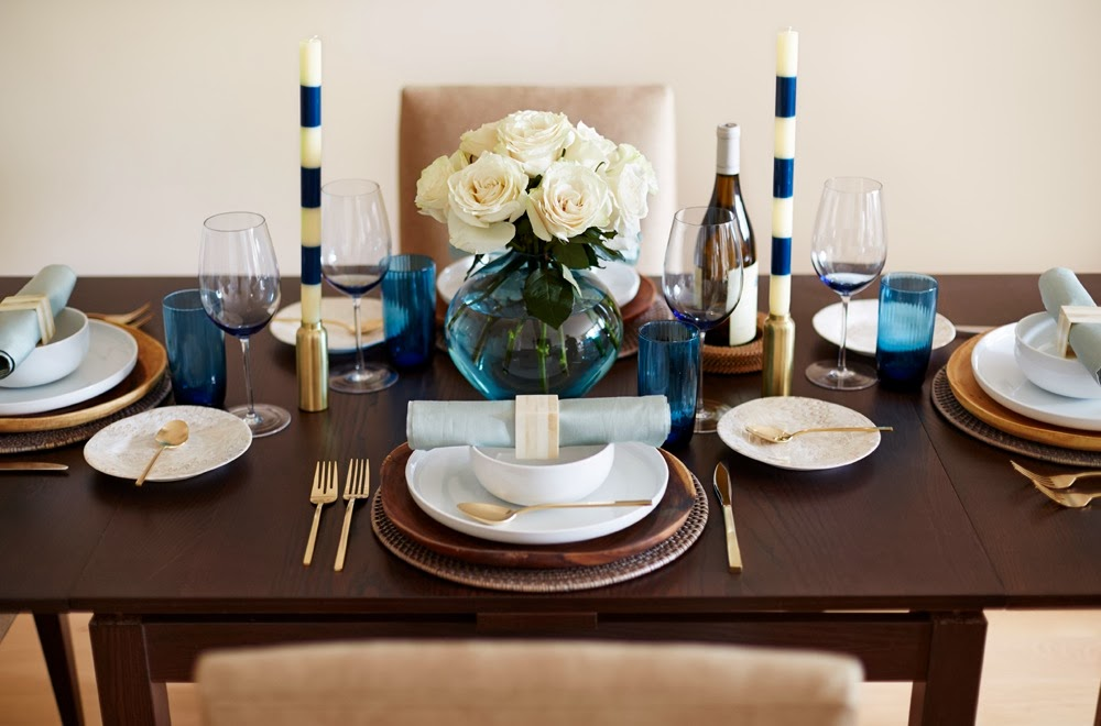 Entryway Turned Dining Area – Get This Look for Less in NYC