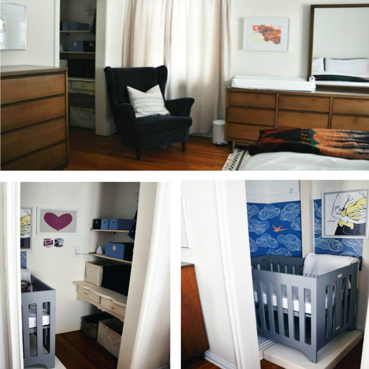 Fit Your Newborn Into Any NYC Space with These Ideas