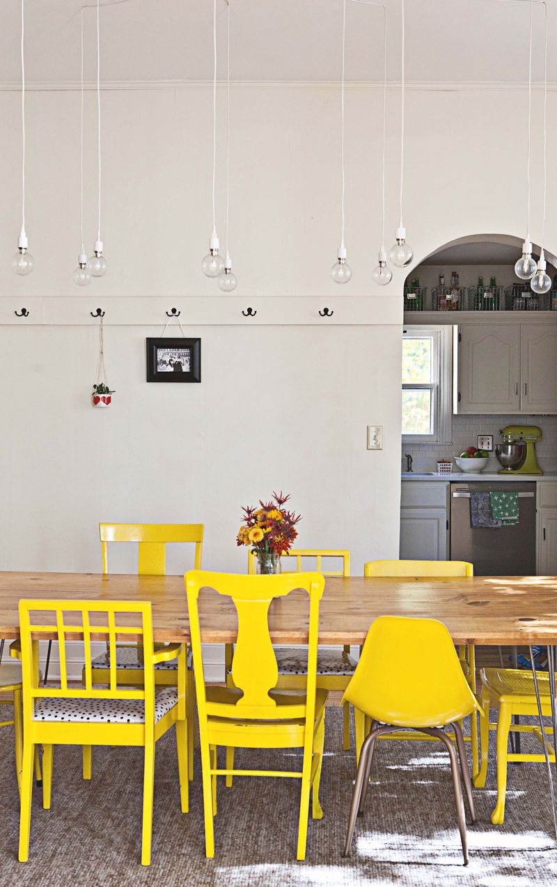 Bright, Sunny Yellows to Liven Up Your Home