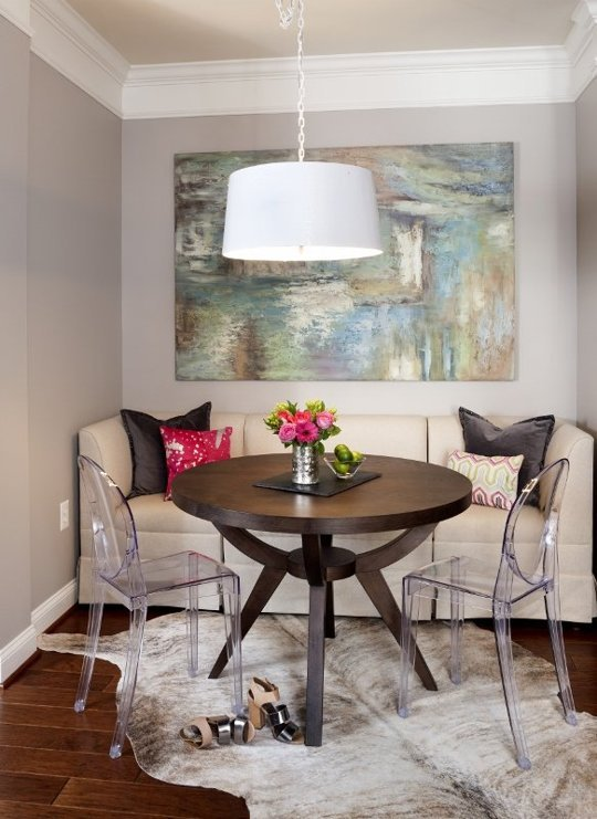 Small Dining Area Ideas – At Home with AptDeco