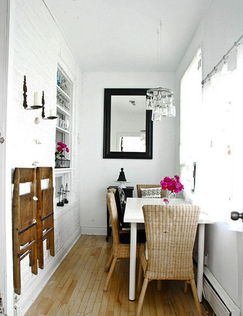 Small Dining Area Ideas