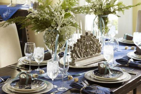 Celebrate Hanukkah with Classic Design
