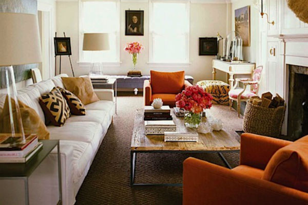 Choose an Accent Chair for Your Tiny Space