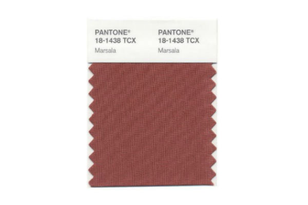 And the Color of the Year is...