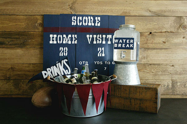 Throw the Ultimate Super Bowl Party
