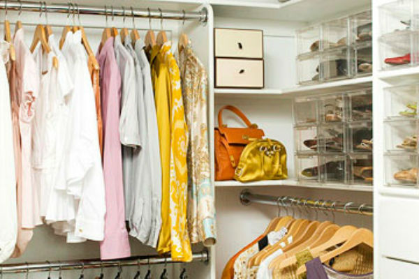 Maximize Your Closet Space with these Hacks