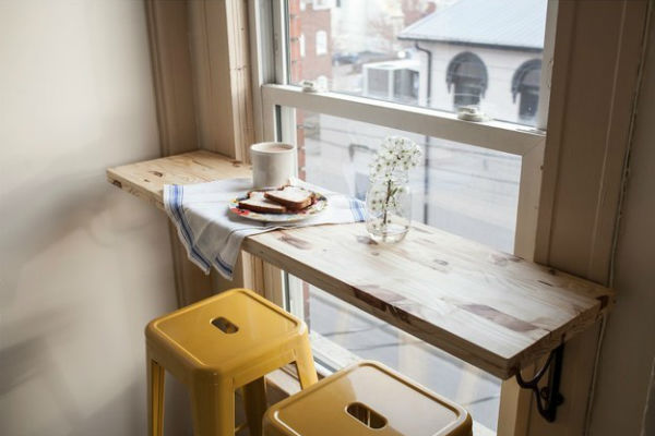 Six Eating Nooks to Dine for