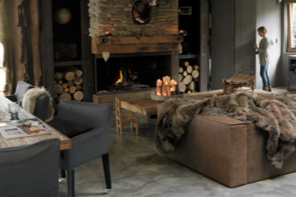 6 Ideas to Give Your Home a Cozy Ski Lodge Feel