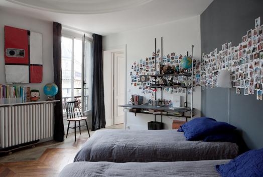 Bedroom Based on Boyhood Movie