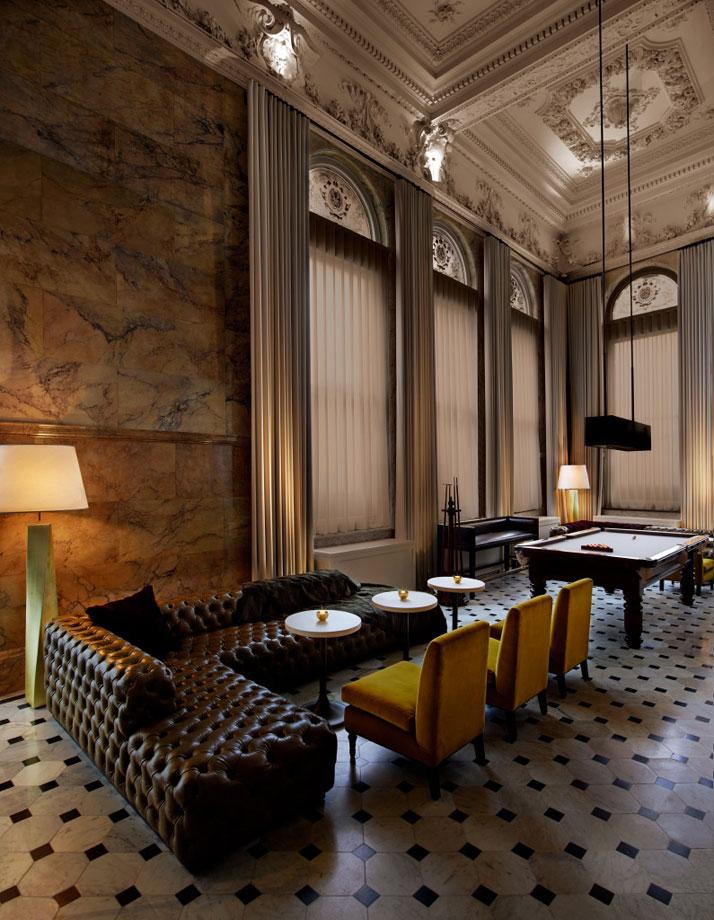Lucious Lyon Empire Living Room