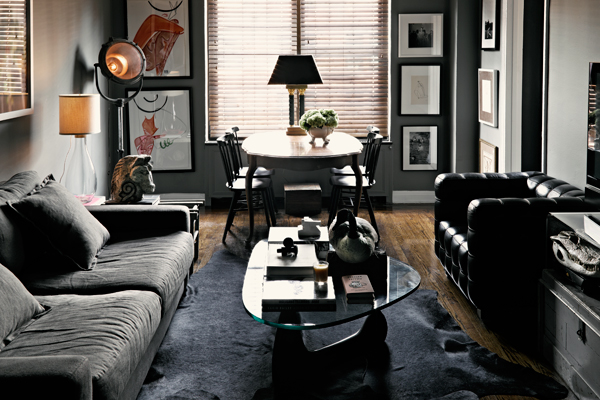 9 Ideas to Turn Your Bachelor Pad from Tacky to Classy