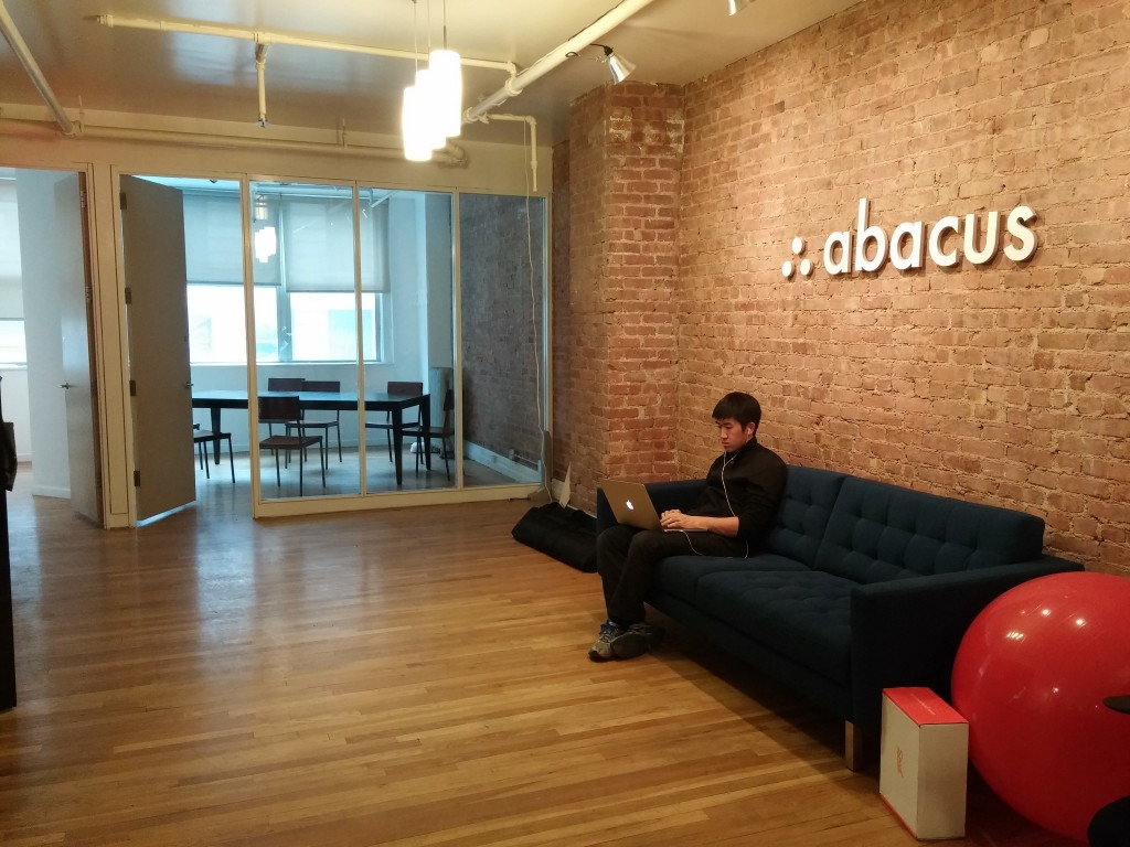 Meet Abacus: A Look Inside A Startup Office