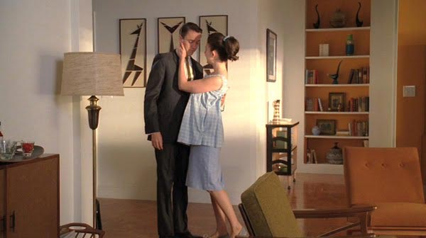Pete and Trudy Mad Men Apt
