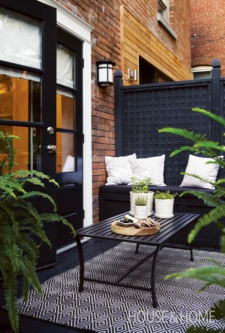 Small Outdoor Space Hacks
