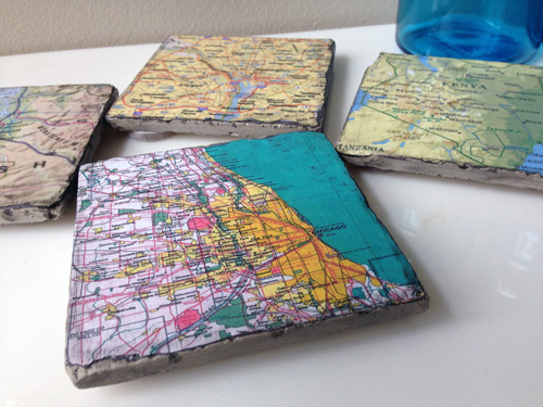 DIY-Map-Coasters