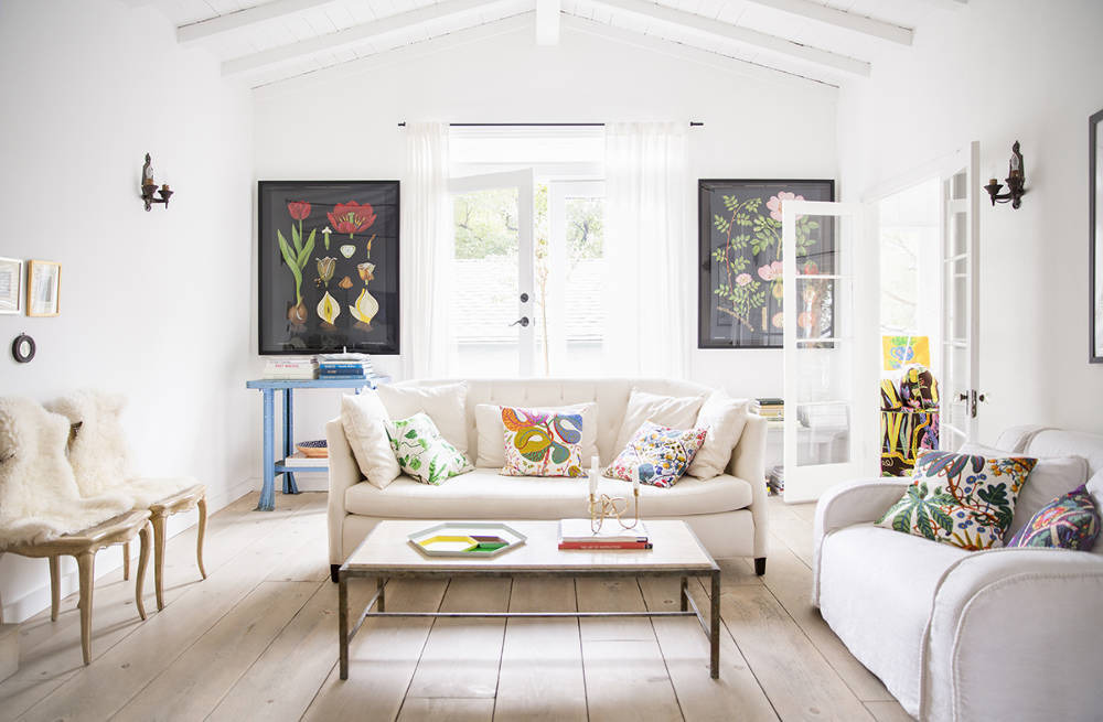 Make the Most of Your White Walls