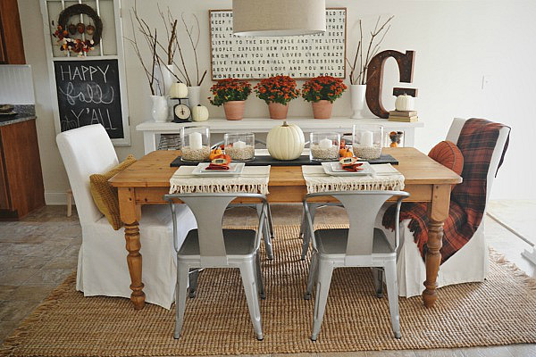 10 Rooms Made for Fall