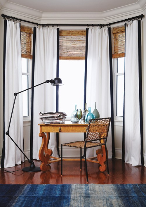 Apartment Hack : Long Curtains Edition