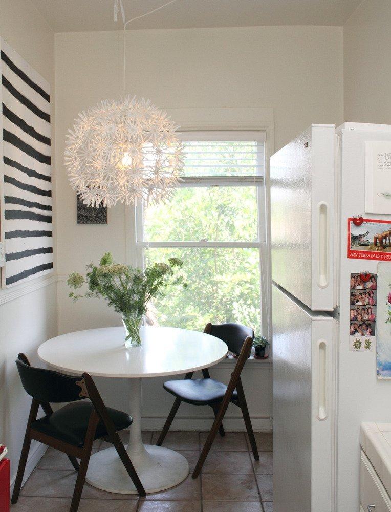 Corner Kitchen Nook