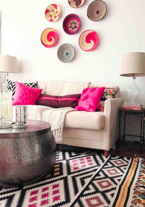Home decor trends 2016 - artisan goods
