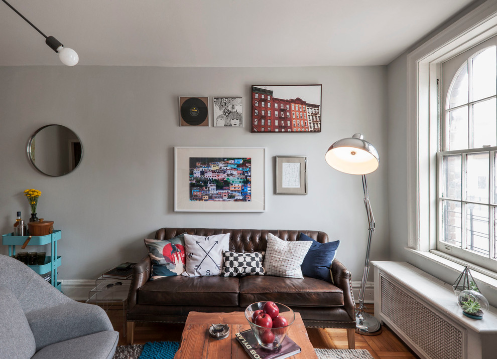 Making the Most of Your New York Space  - Eclectic NYC Apartment