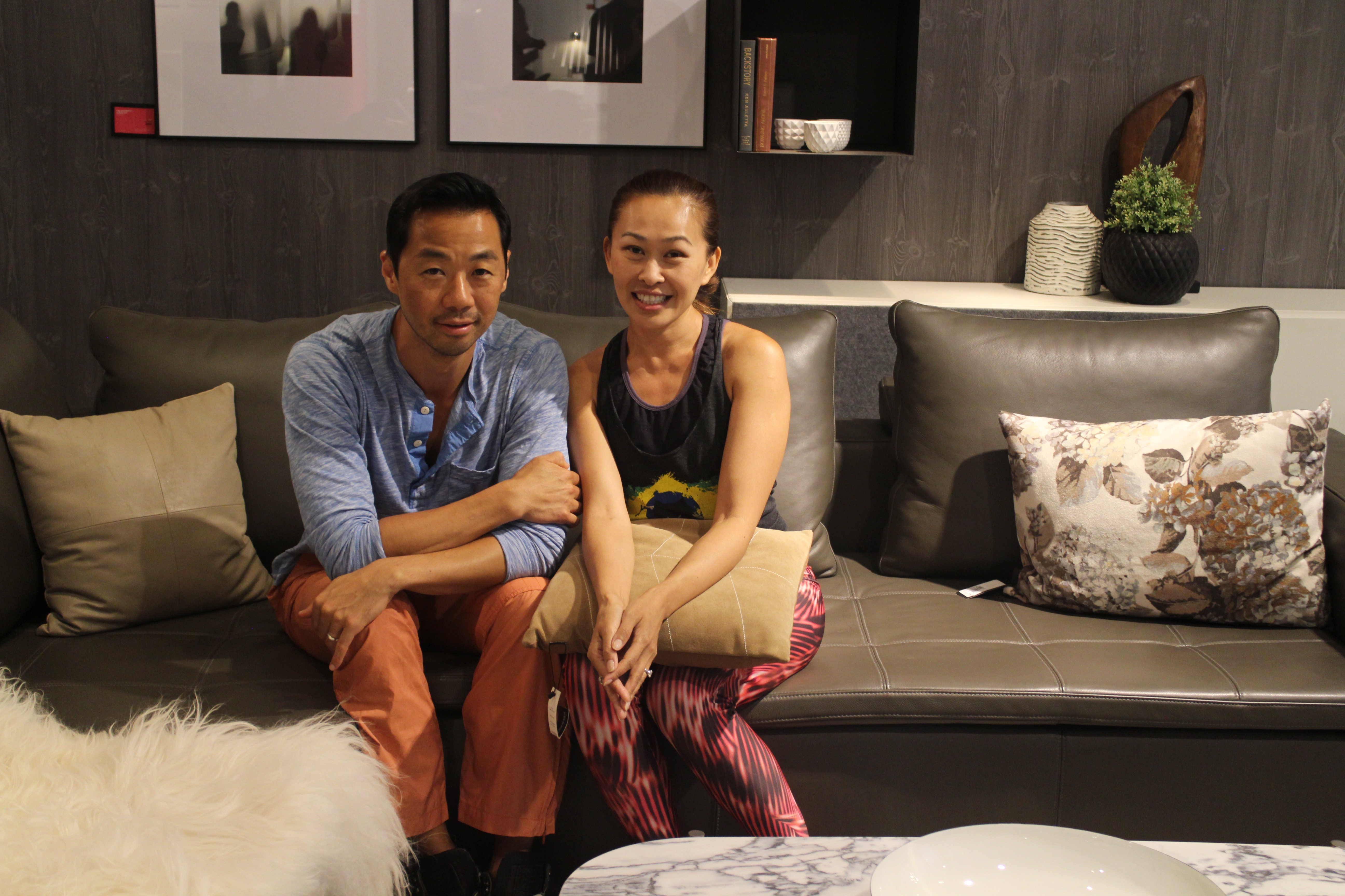 Lifestyle Ideation with Niki and Shaokao Cheng from BoConcept