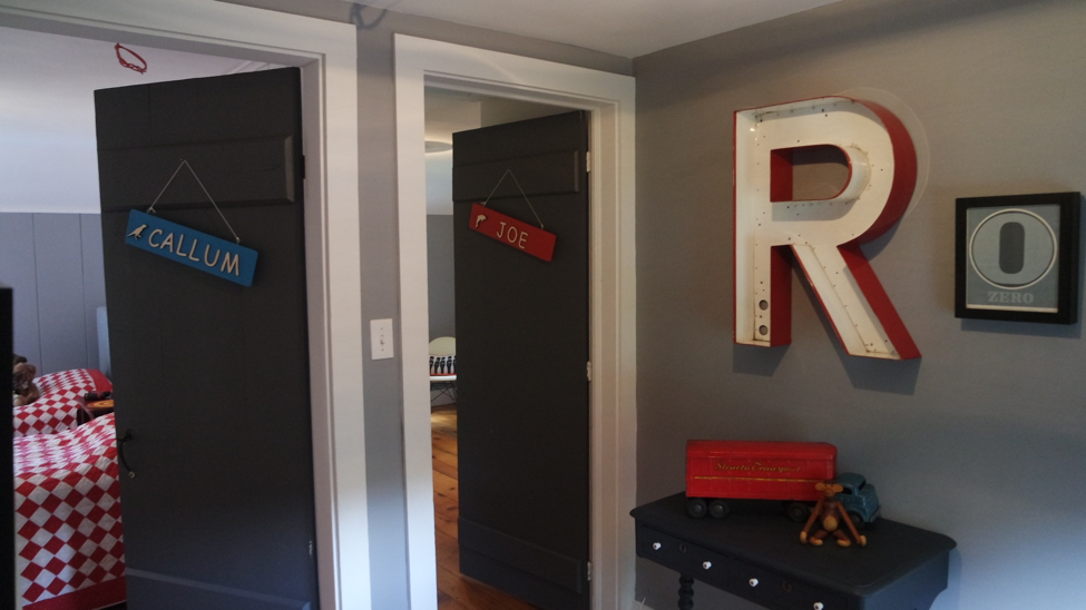 House Tour: Kevin and Joe's Getaway Home - kid's bedrooms