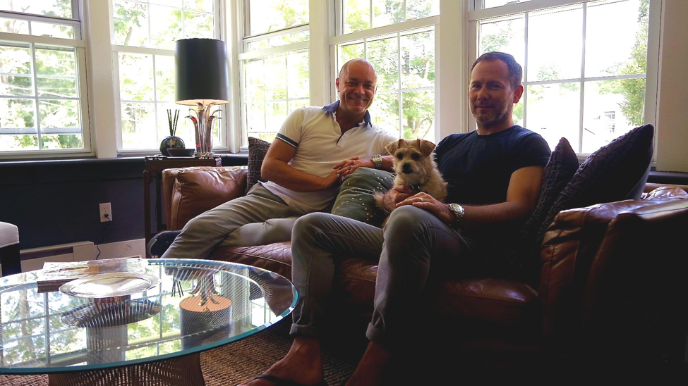 House Tour: Kevin and Joe's Getaway Home