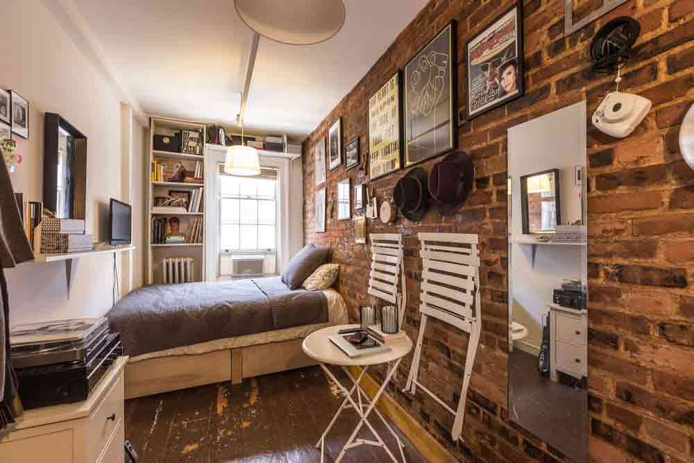 NYC Micro Apartment