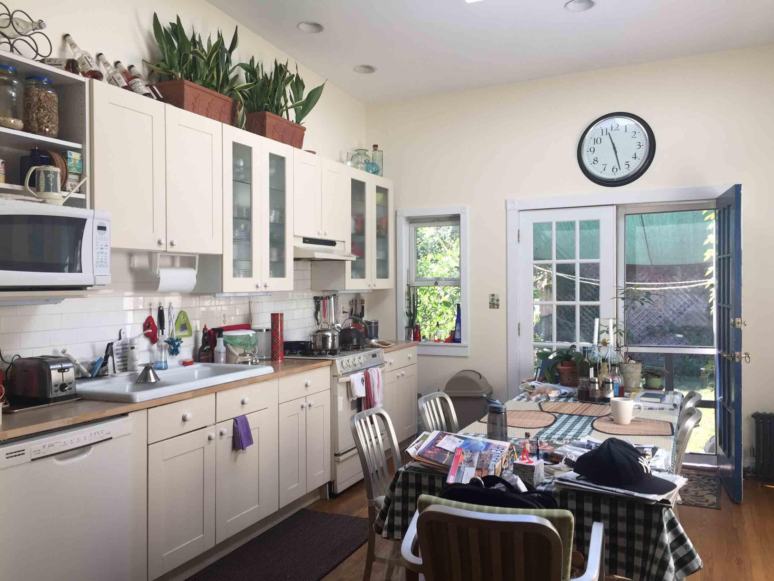 beige brooklyn kitchen