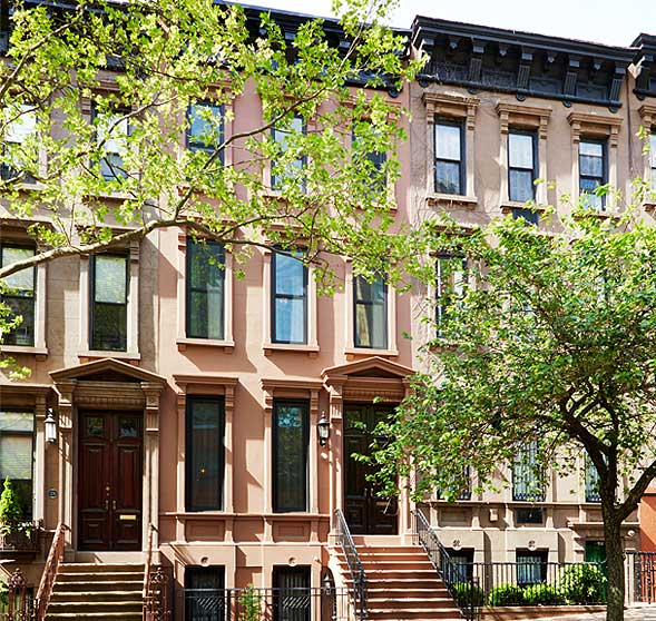 upper east side brownstone
