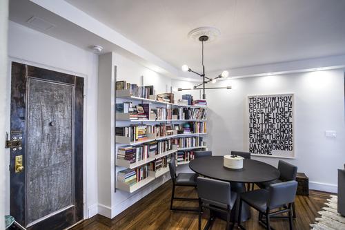 Dining room decorated by Brett Helsham Designs