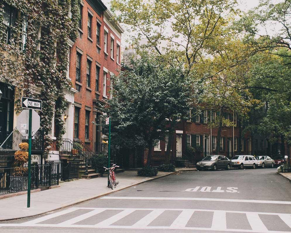 west village ny - street