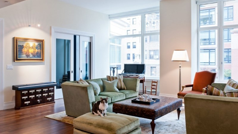 luxury upper west side apartment